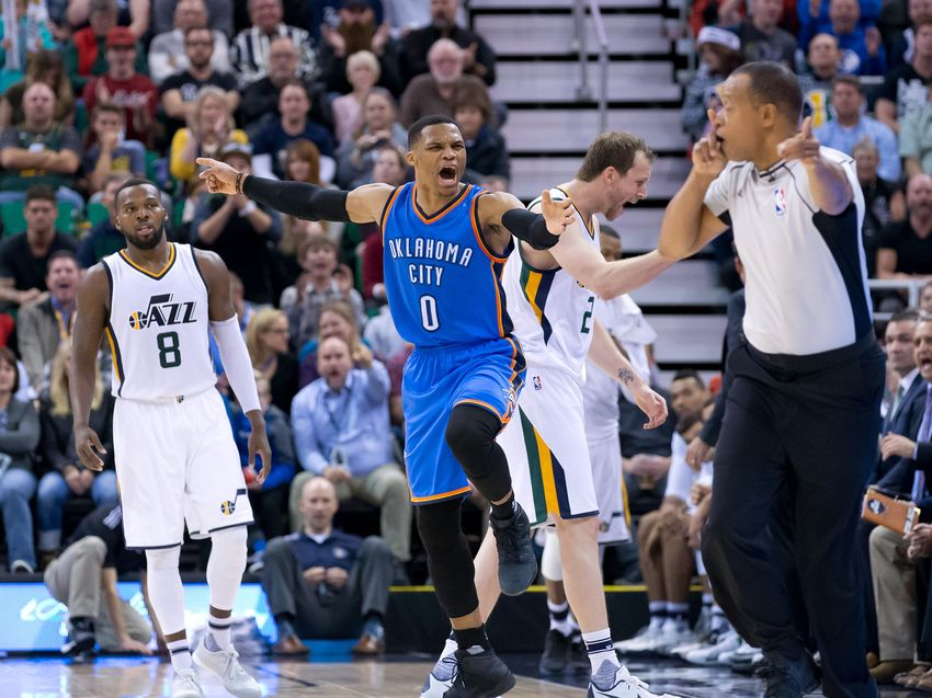 utah jazz vs oklahoma city thunder keys to the game https thejnotes com 2017 01 22 utah jazz vs oklahoma city thunder keys to the game