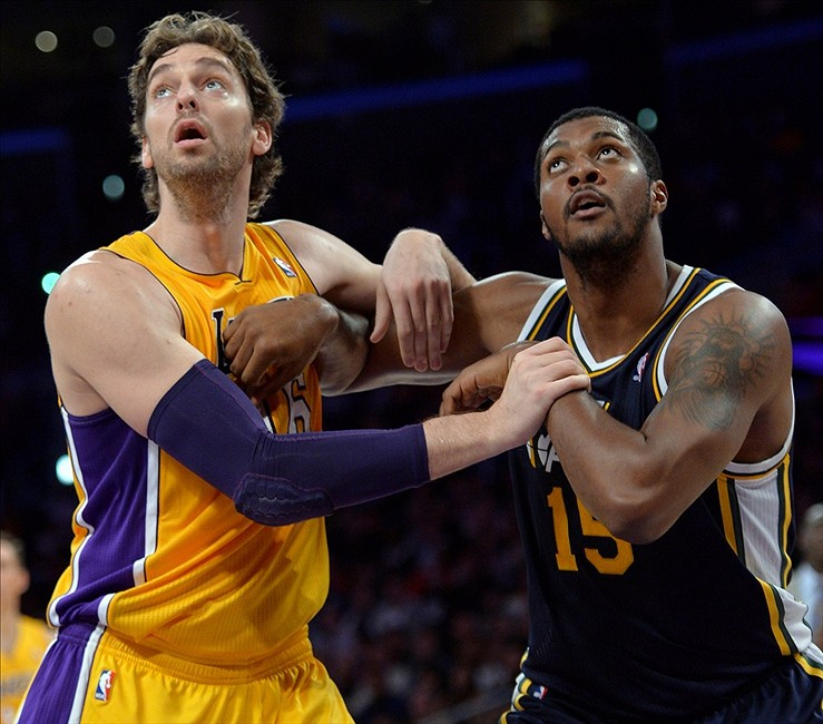 Utah Jazz Vs L.A. Lakers : Preview
