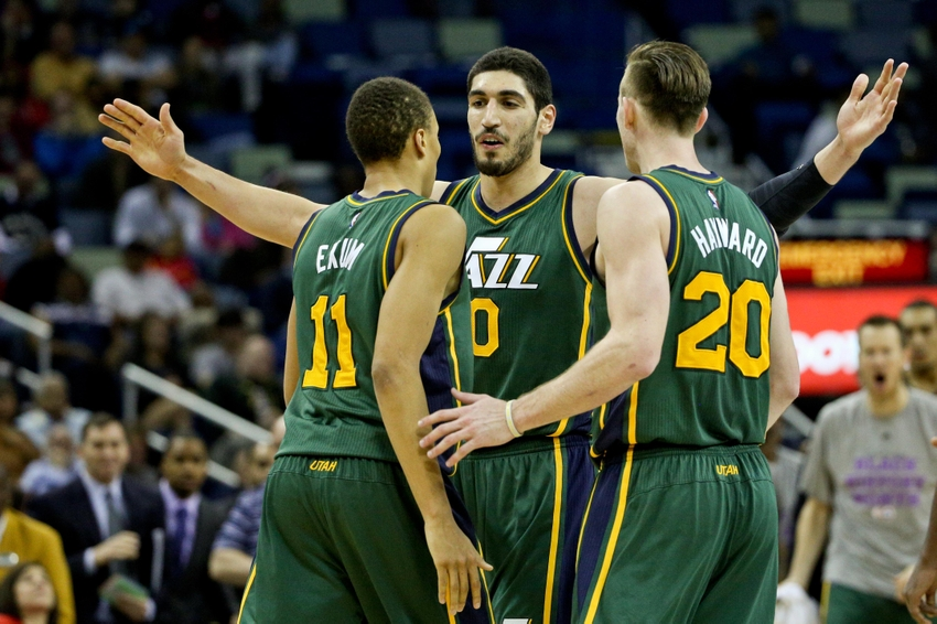 enes and the menace  the kanter