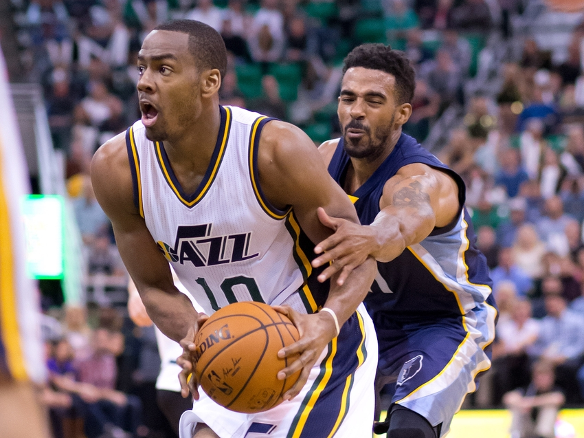 new products 7e7b0 073ce Utah Jazz: Alec Burks Comes Out of Twitter Hibernation