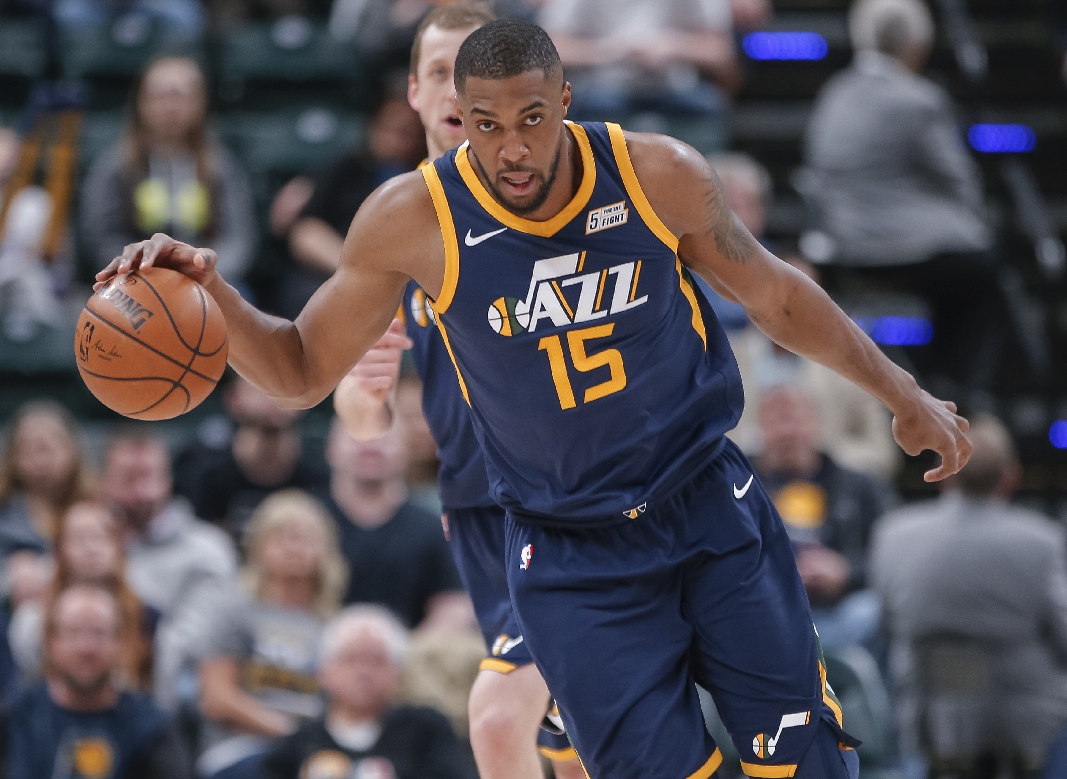 Utah Jazz may catch unexpected break after Anthony Davis injury