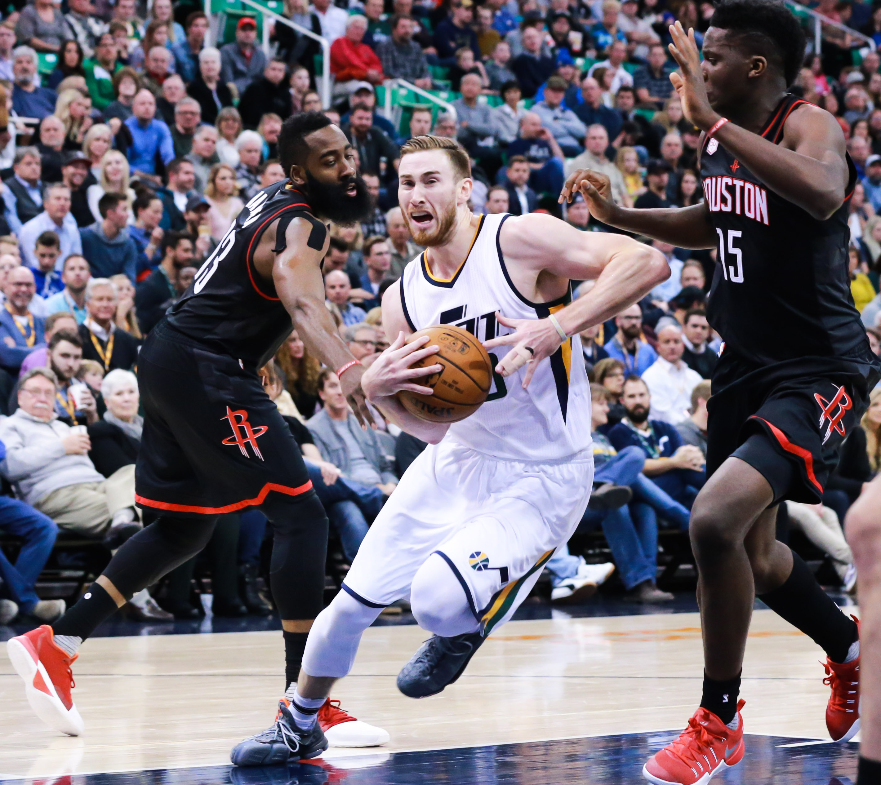 Houston Rockets 3rd Quarter Stats: Utah Jazz: A Way-Too-Early Look At Potential Playoff Match