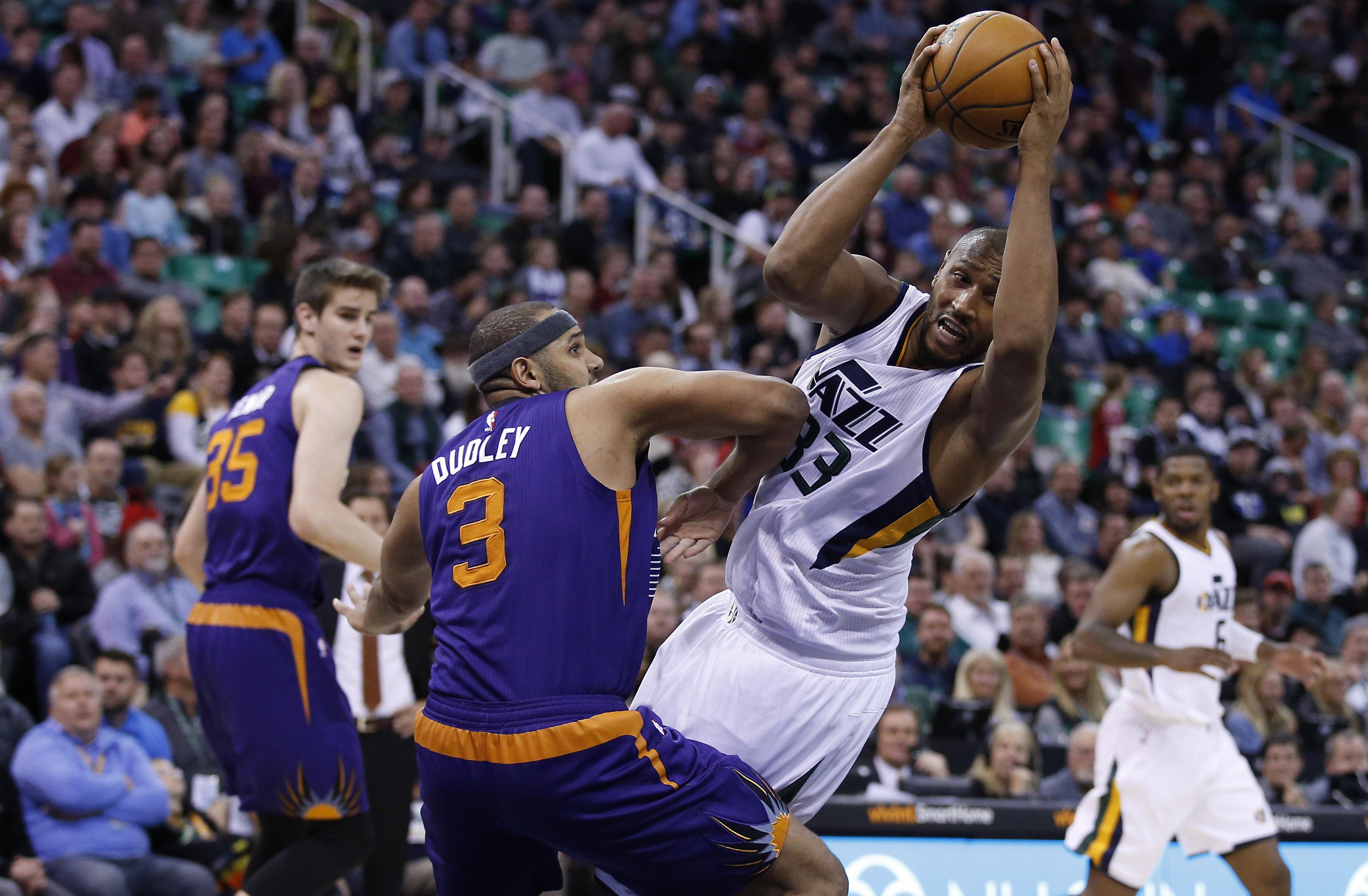 online retailer 8a6d5 b4b41 NBA  Phoenix Suns at Utah Jazz