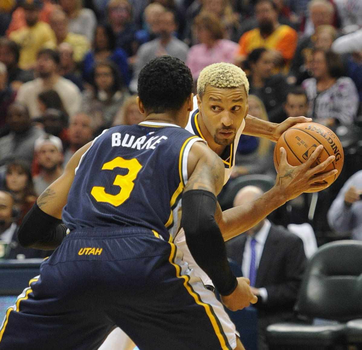 Utah Jazz: Why Hasn't George Hill Been Extended?