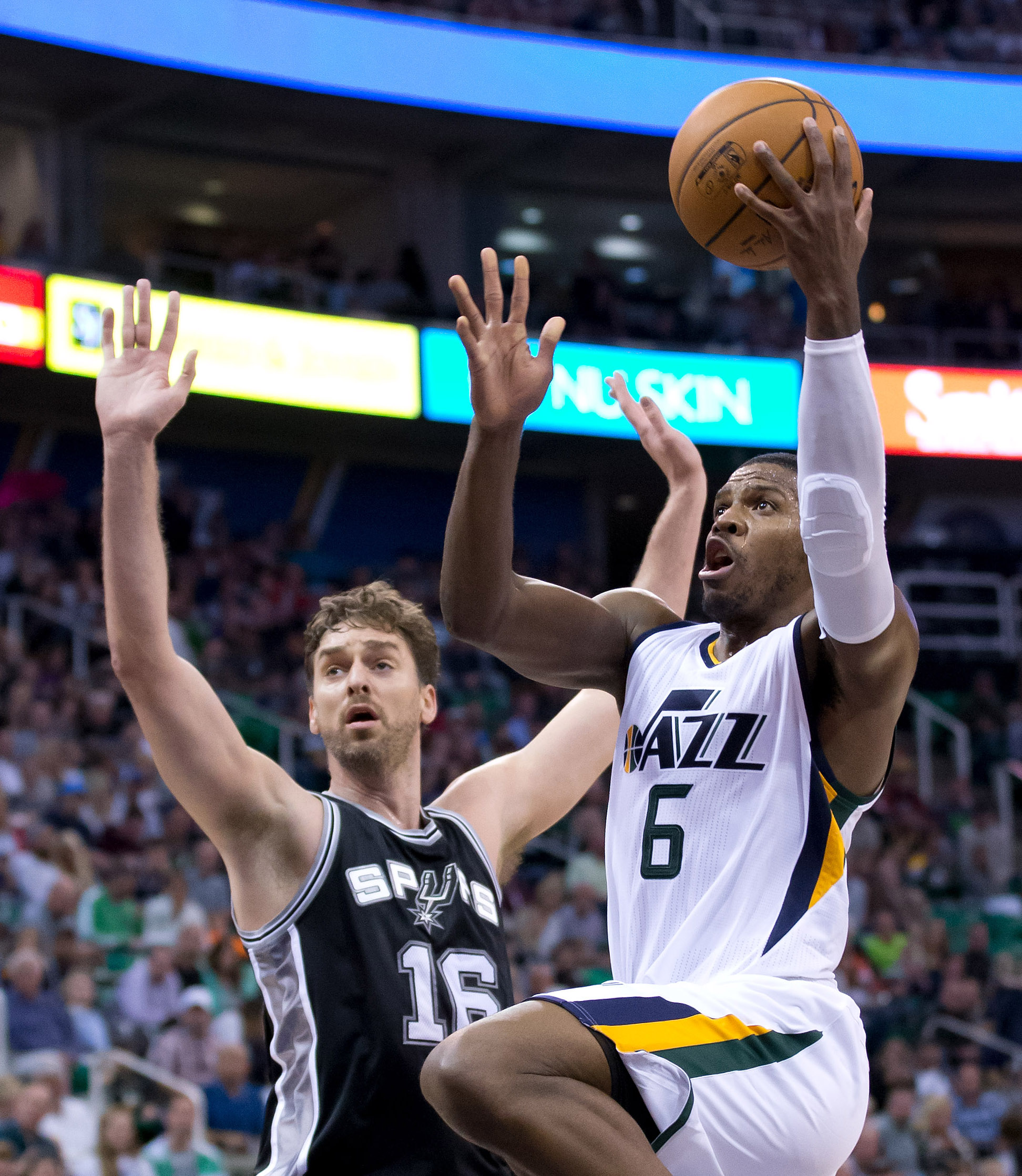 San Antonio Spurs Nba: Can The Jazz Hang Onto The Fourth Seed In The Western